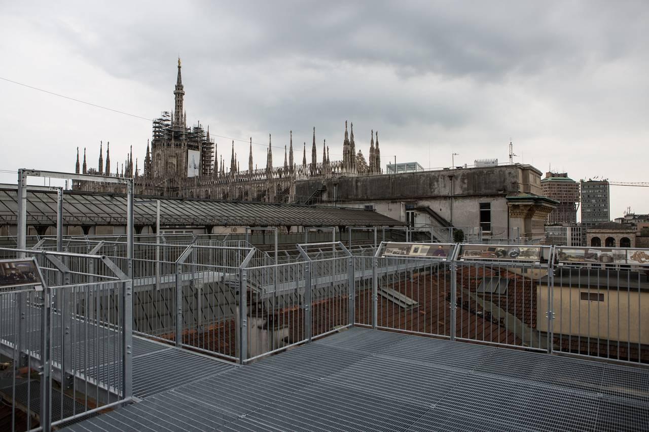 highline galleria vittorio emanuele milano