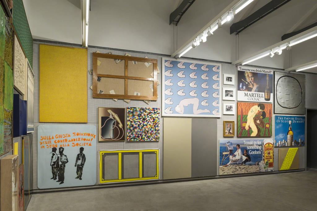 """Veduta della mostra """"An Introduction"""" - Fondazione Prada, Milano. 2015 Foto: Attilio Maranzano. Courtesy Fondazione Prada"""
