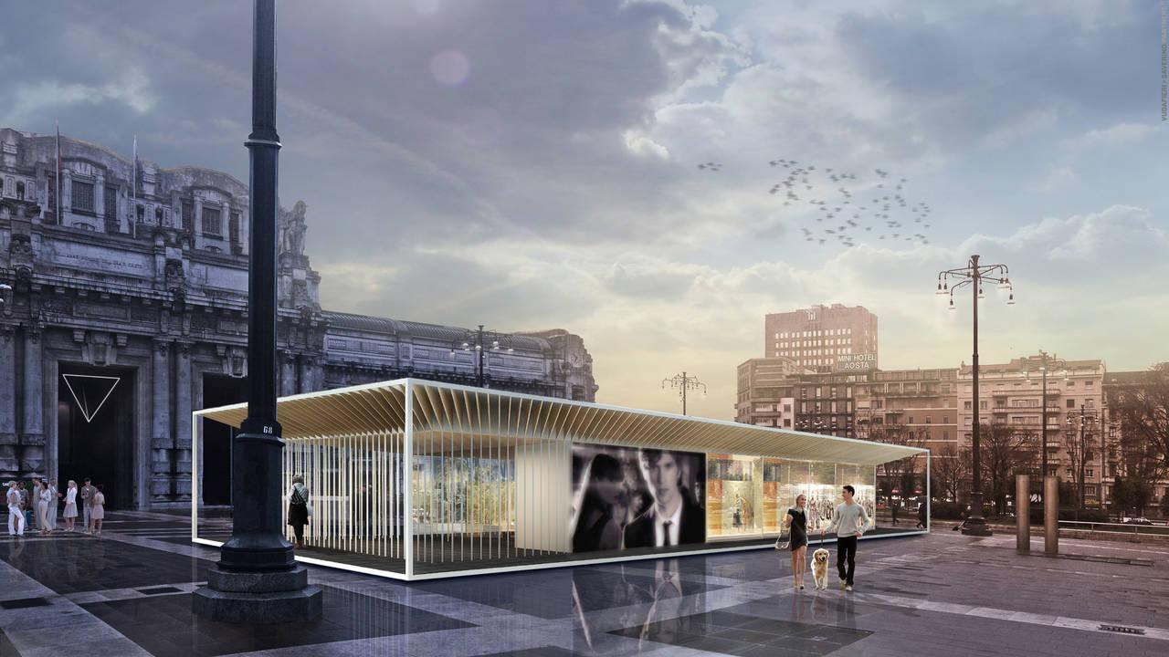 Expo Milano 2015, City Pavilion - Vudafieri Saverino Partners