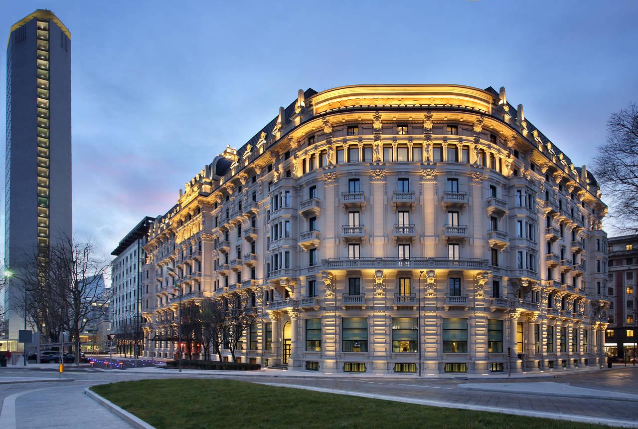 Excelsior Hotel Gallia reborn in Milan – Marco Piva | Arketipo