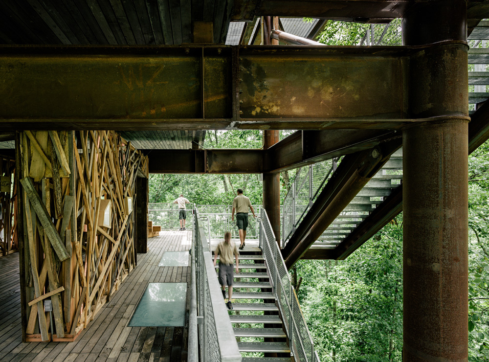 Sustainability Treehouse (Mithun)
