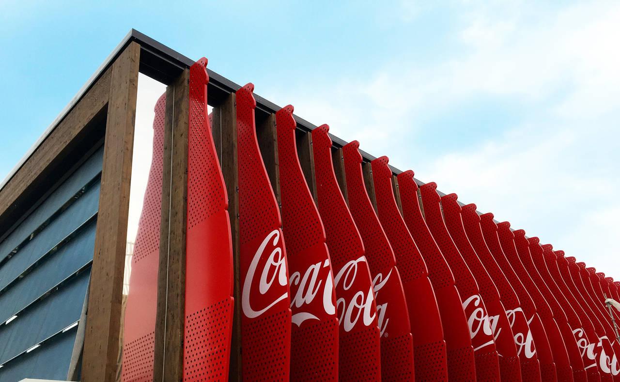 Padiglione Coca-Cola in Expo Milano 2015