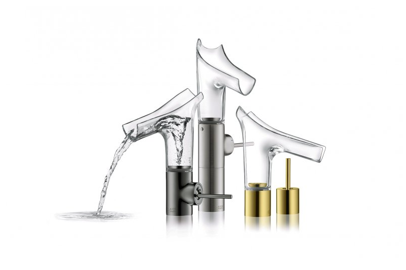 Axor Starck V - Collezione firmata Philippe Starck_Ul i Meier for Axor / Hansgrohe
