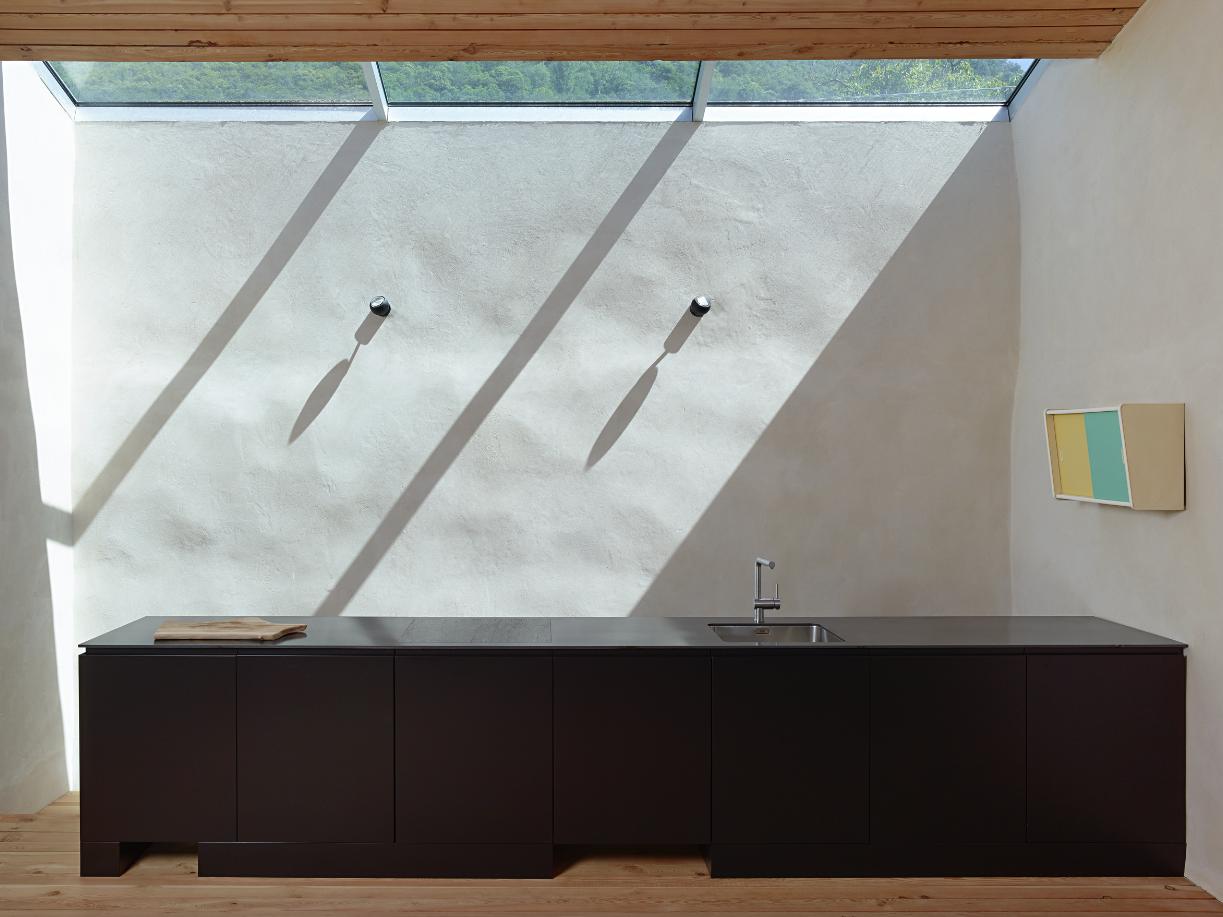 Ristrutturazione di una residenza monofamiliare a Mello (photo by Michel Bonvin)
