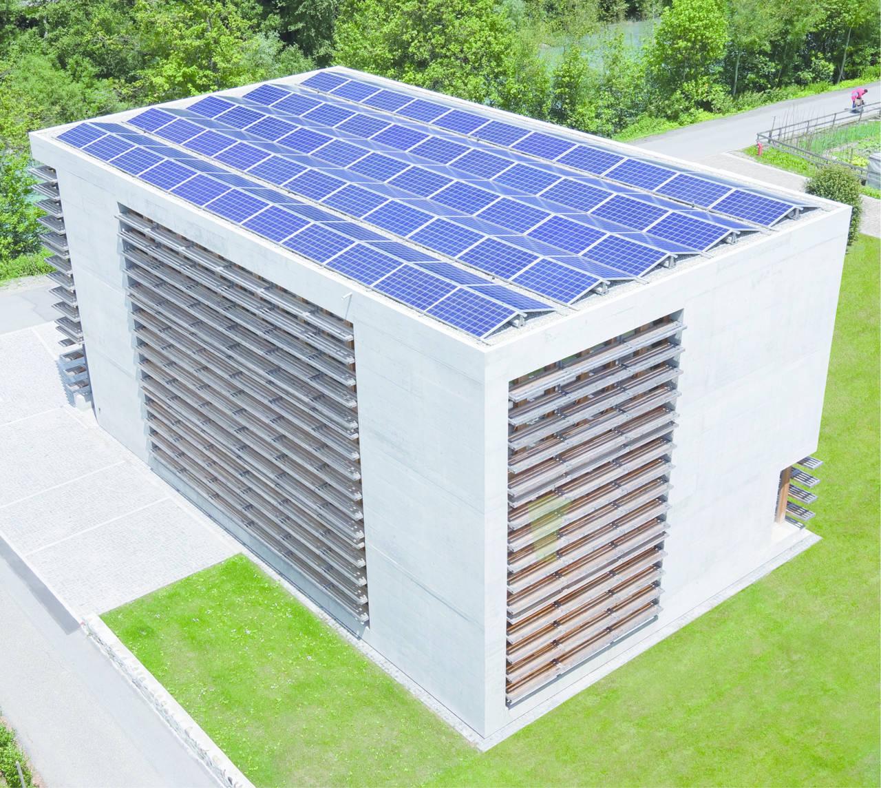 Monolith, vincitore del Norman Foster Solar Award 2015