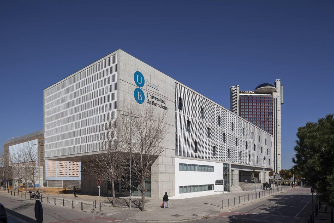 Campus di Bellvitge (Barcellona)