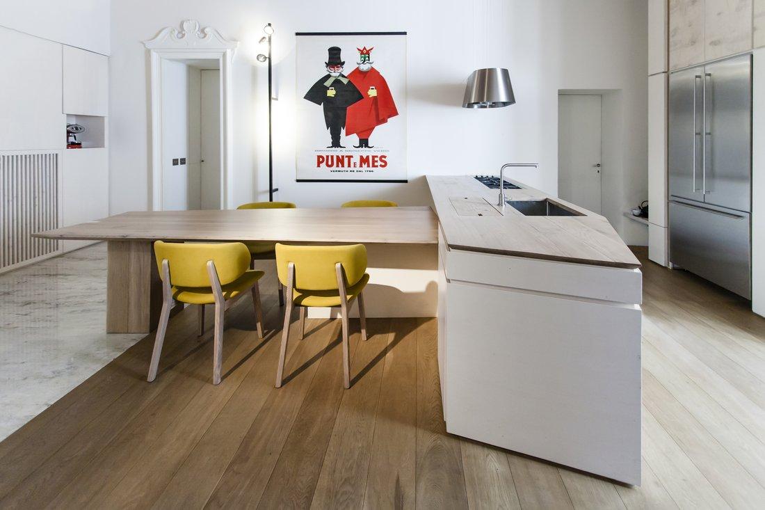 Appartamento sul fiume Po (Torino)