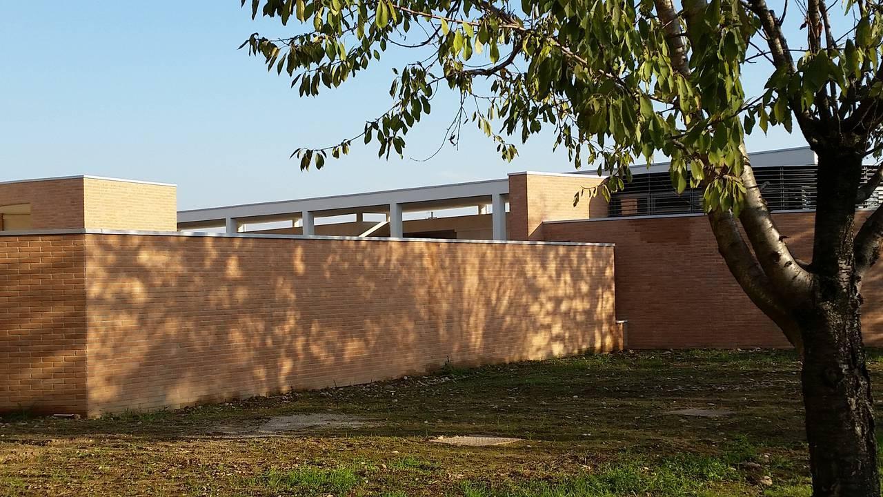 Cimitero comunale a Urago d'Oglio (Bs)
