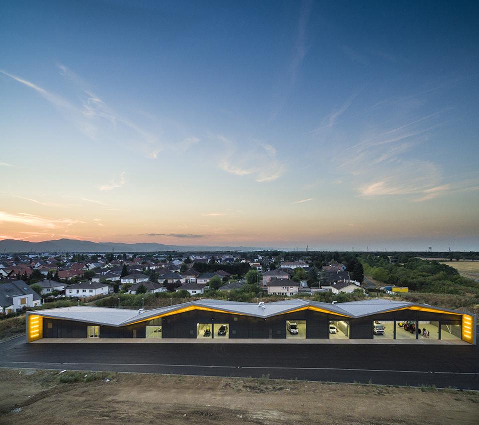 Centro Tecnico Municipale di Rixheim