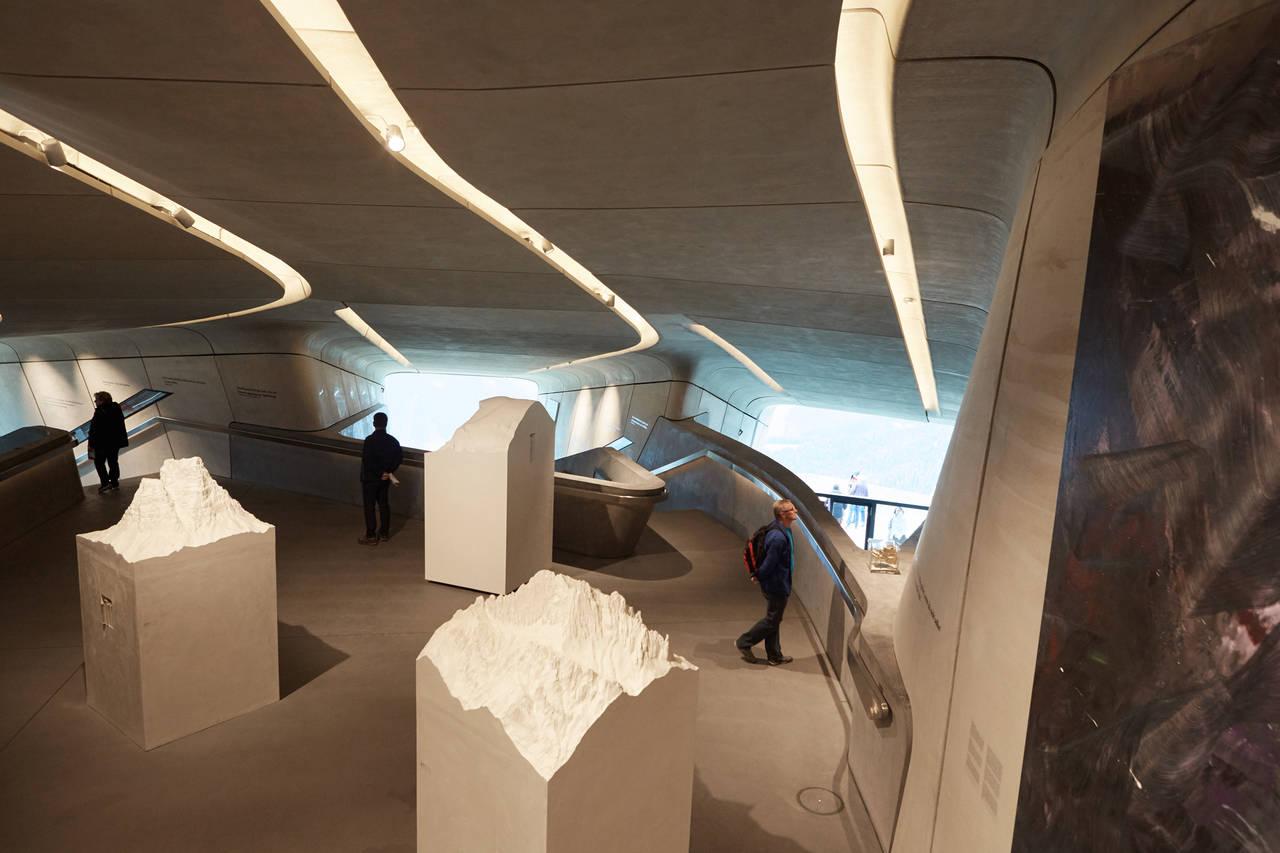 Ideal Work per il Messner Museum altoatesino