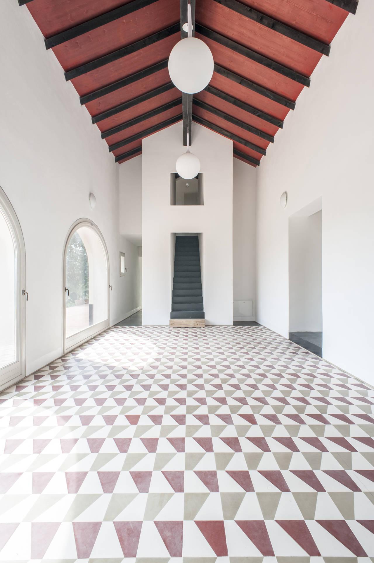 Borgo Merlassino (photo by Lugi Bartoli, Gabriele Leo, Fondazione La Raia)