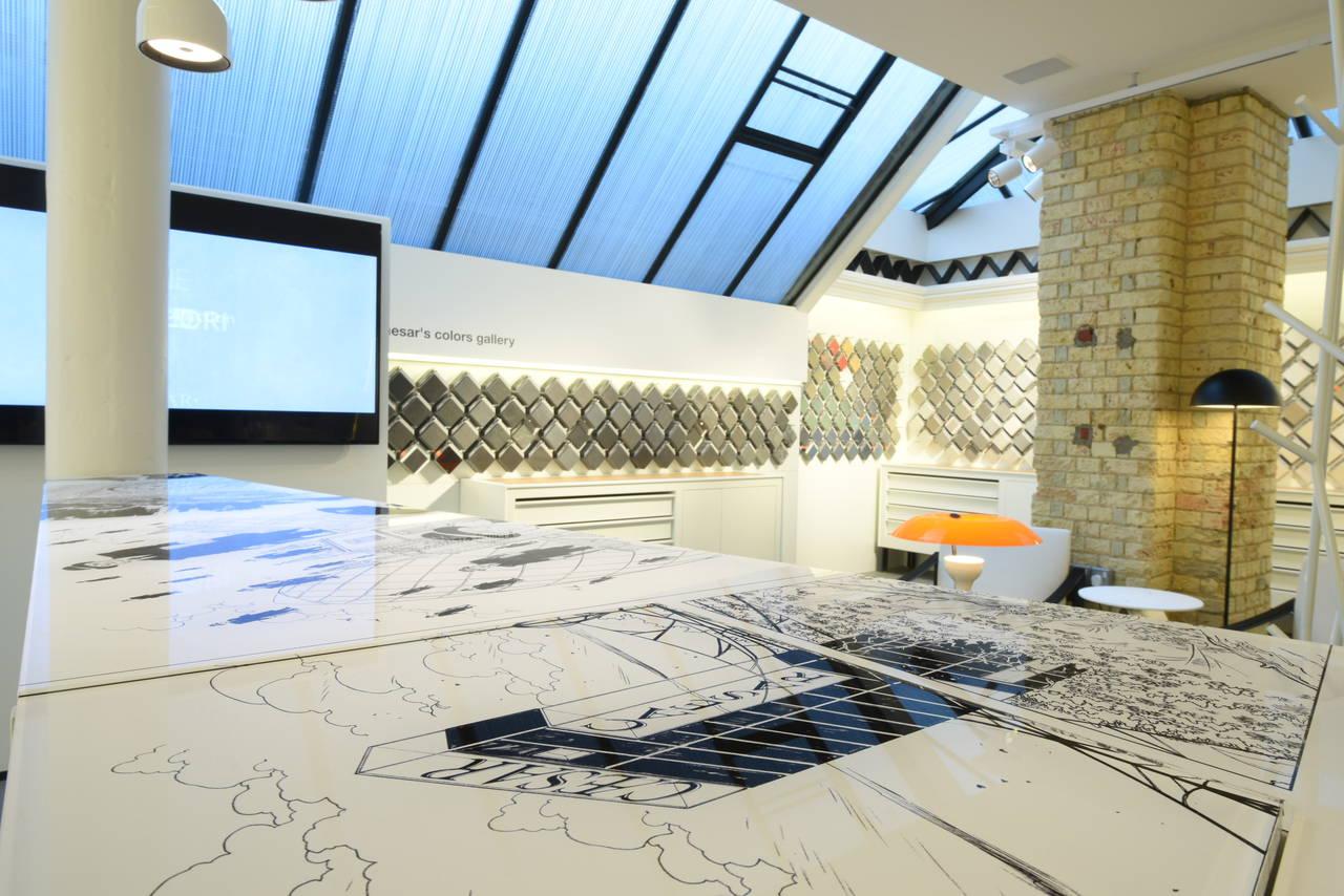 Caesar Urban Lab (Londra)