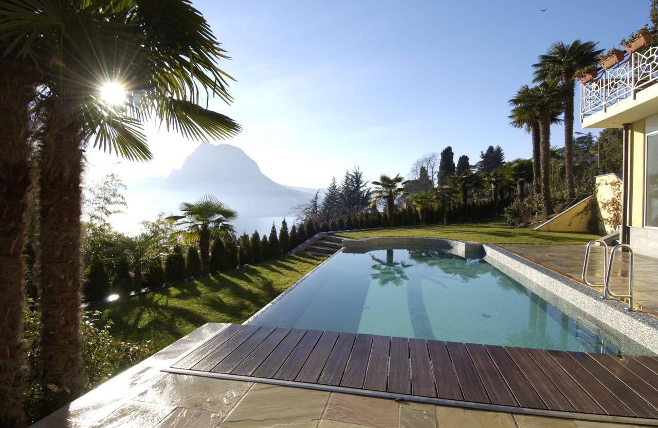 Villa Violetta a Lugano