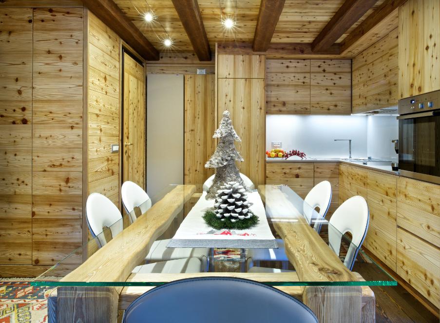 Appartamento ristrutturato sulle Dolomiti