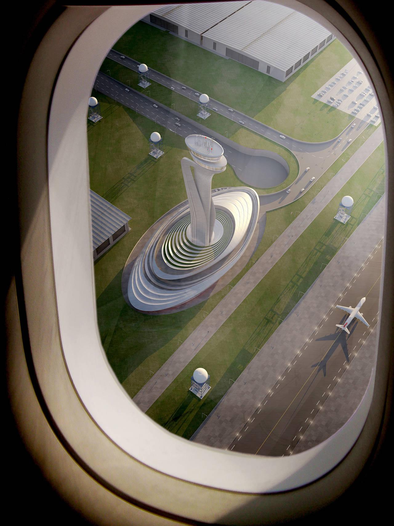 Il progetto per il nuovo Aeroporto di Istanbul by Pininfarina e AECOM