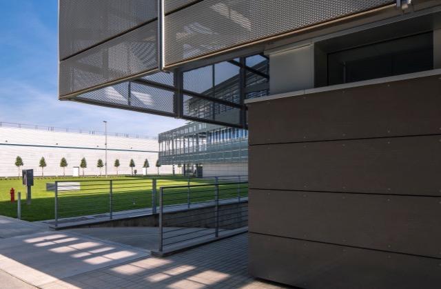 La nuova sede di Rubinetterie Bresciane (Photo by Massimo Crivellari)