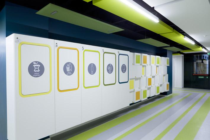 Centro direzionale BPM a Milano