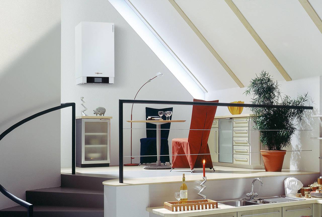 Viessmann espone a klimahouse prodotti innovativi arketipo for Caldaia a condensazione viessmann vitodens 100