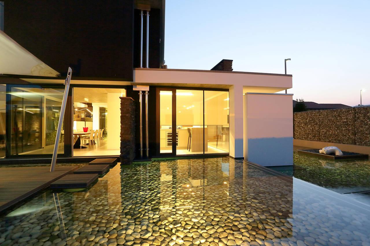 Zenturo® Super di Betafence per una villa a Udine