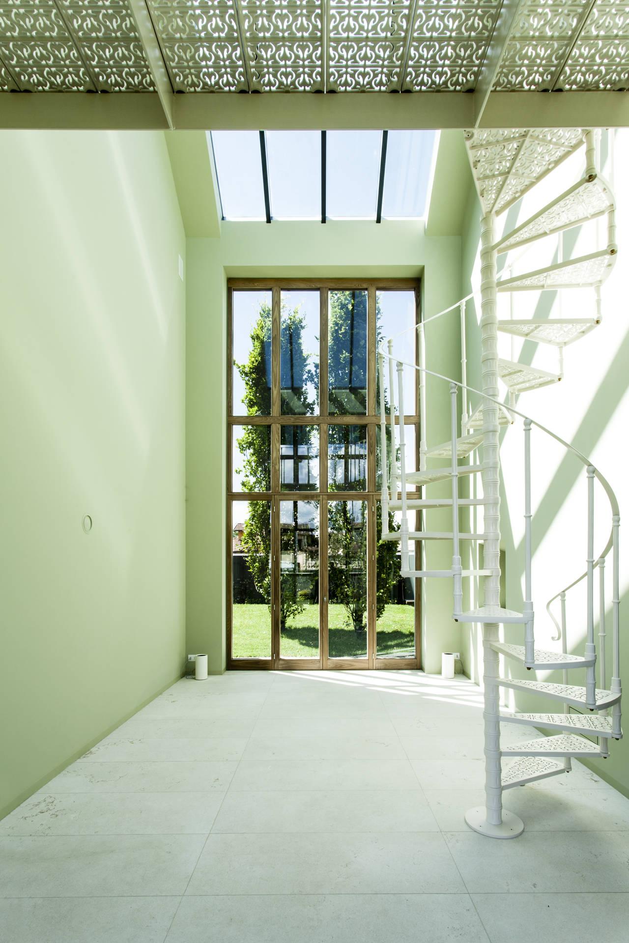 Villa di pianura (Photo by L. Bartoli, G. Leo)