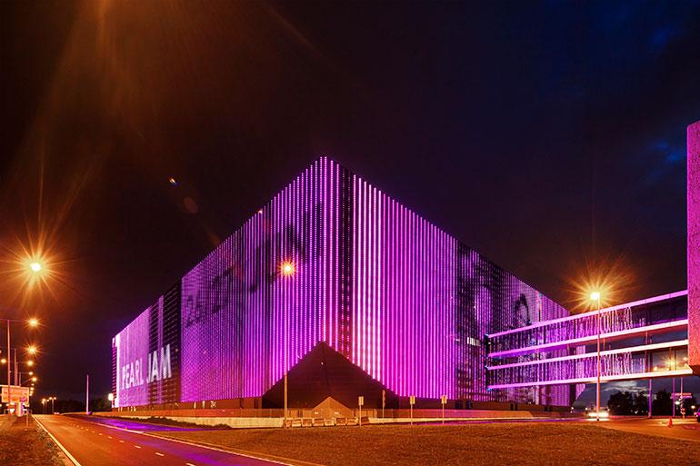 Ziggo Dome (photo by Benthem Crouwel Architects)