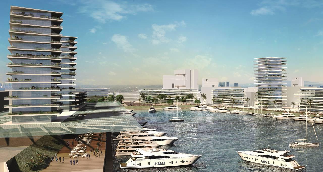 Il progetto di GALA China per la Marina di Jinshan a Shanghai