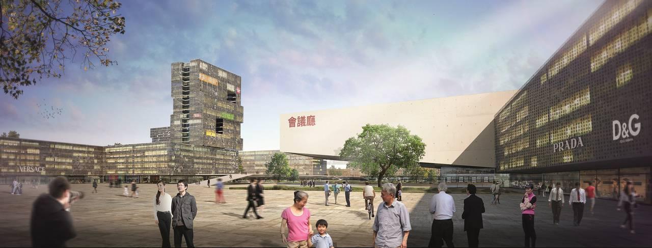 Il progetto di GALA China per la Marina di Jinsen a Shanghai