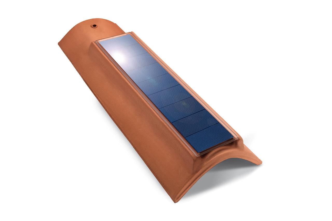 Coppo fotovoltaico by Industrie Cotto Possagno