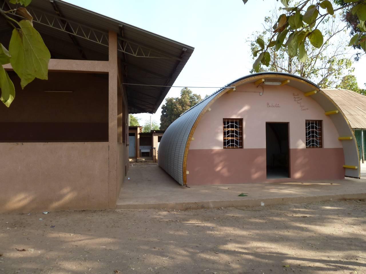 Infermeria Borboleta in Guinea Bissau