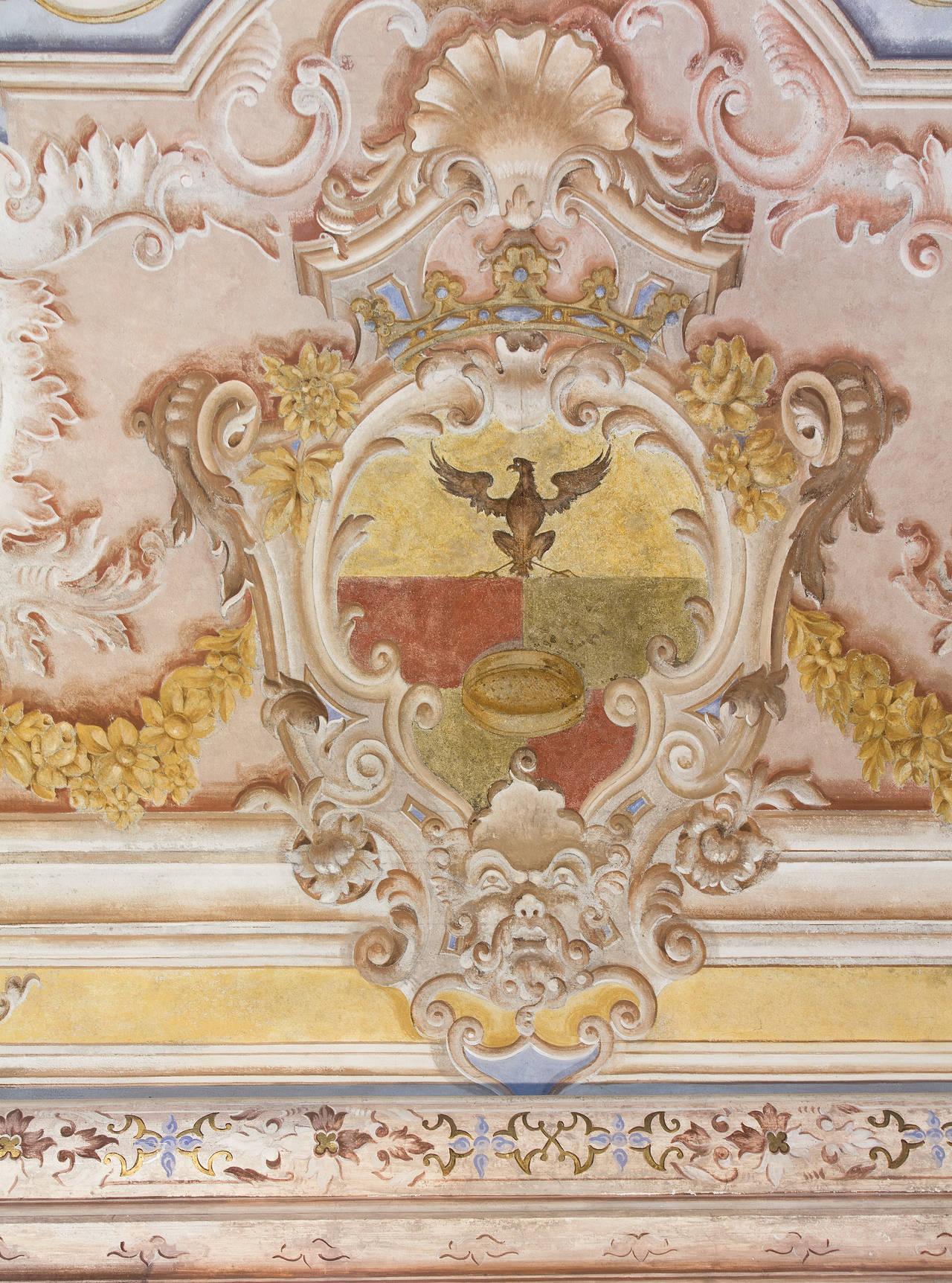 Castello di Inverigo, blasone