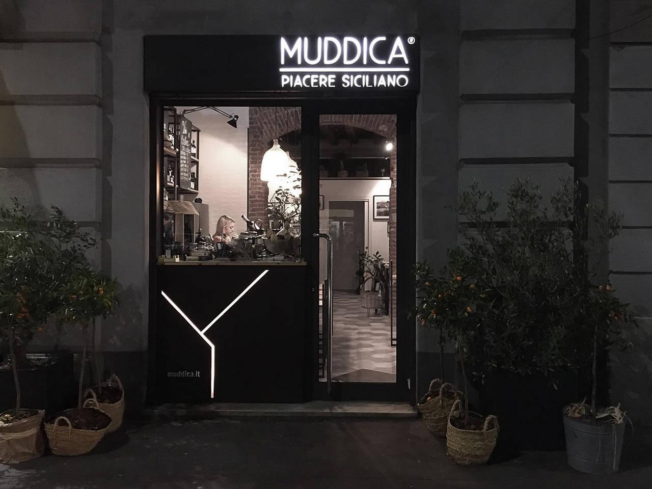Bistrot siciliano Muddica a Milano