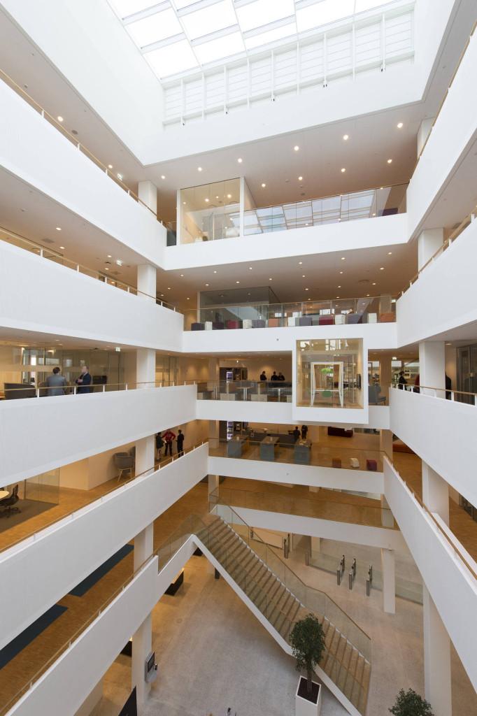 ABB per la nuova sede Microsoft di Copenhagen