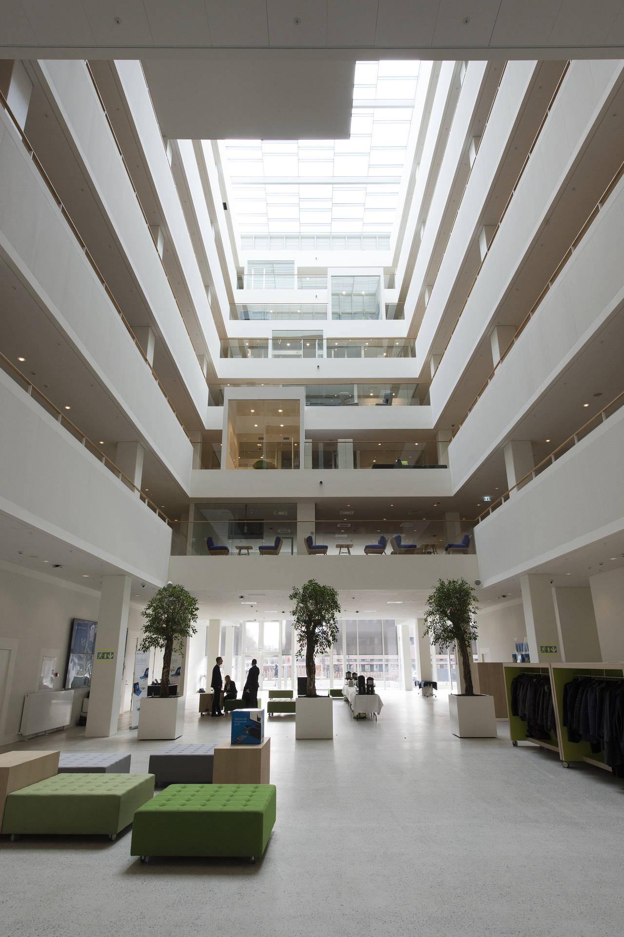 ABB per la nuova sede di Microsoft a Copenhagen