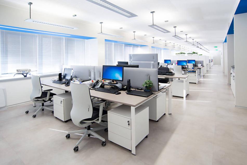 Nuova sede uffici casio a milano d2u arketipo for Uffici a milano