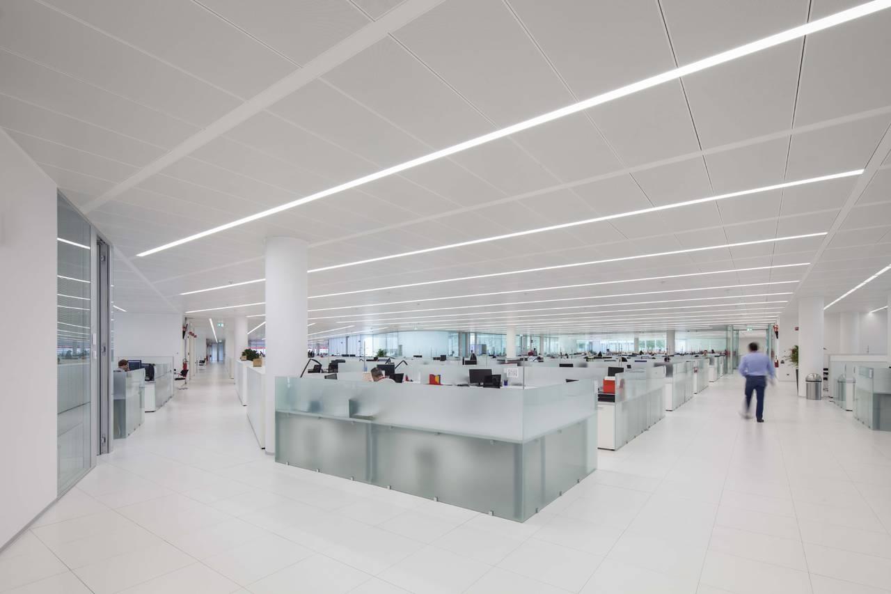 Nuovo edificio GES Ferrari a Maranello