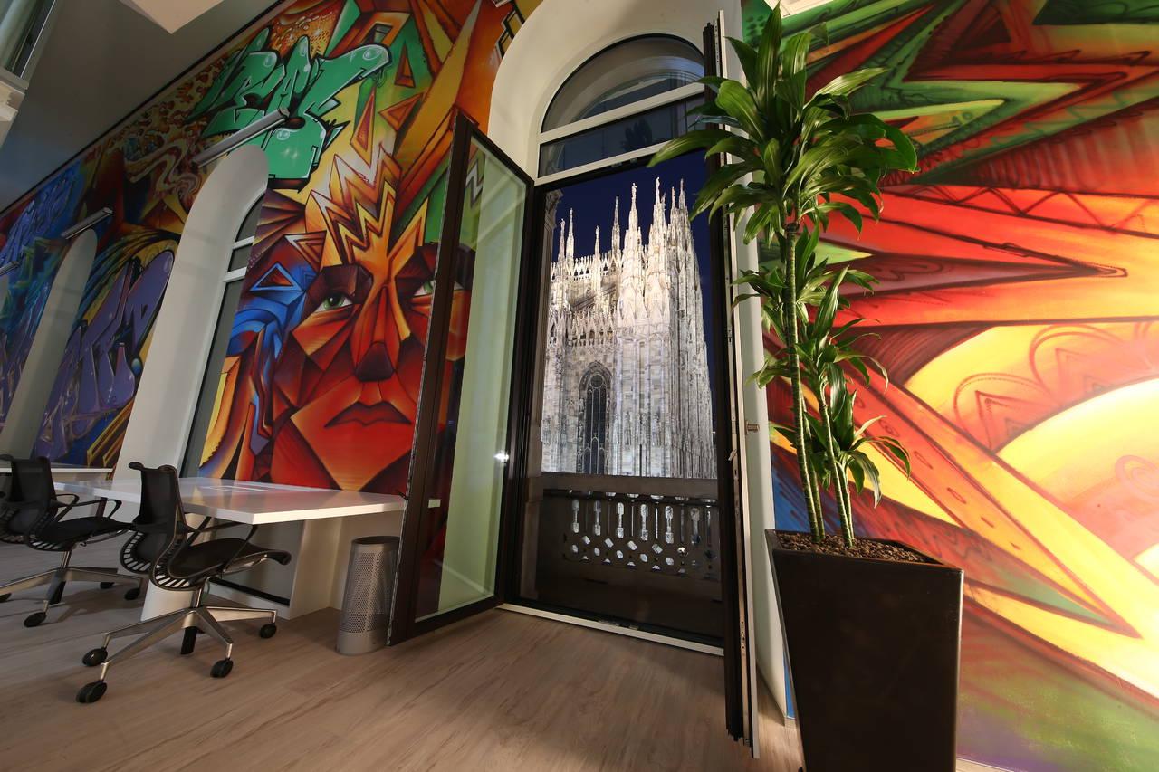 Nuovo headquarter Boston Consulting Group a Milano