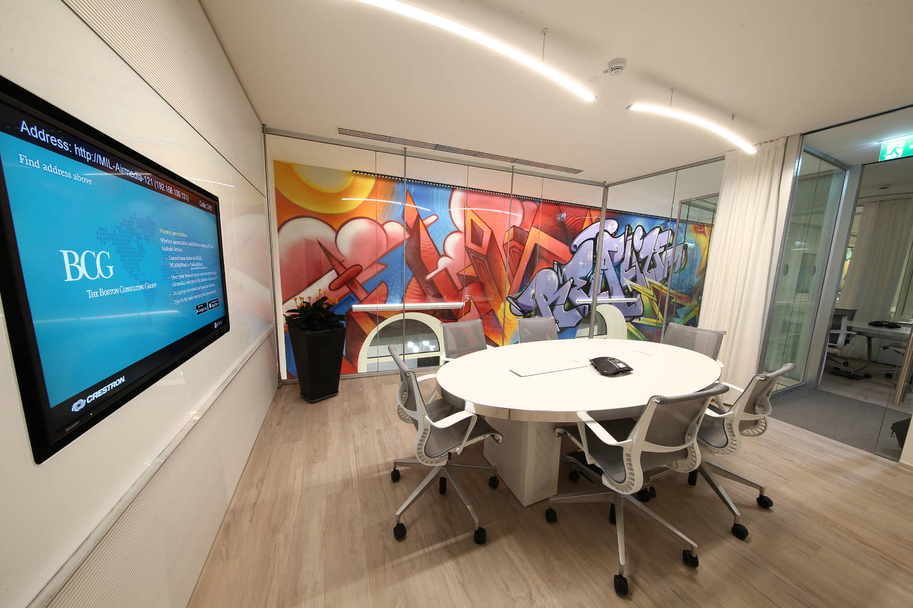 Nuovo headquarter Boston Consulting Group a Milano
