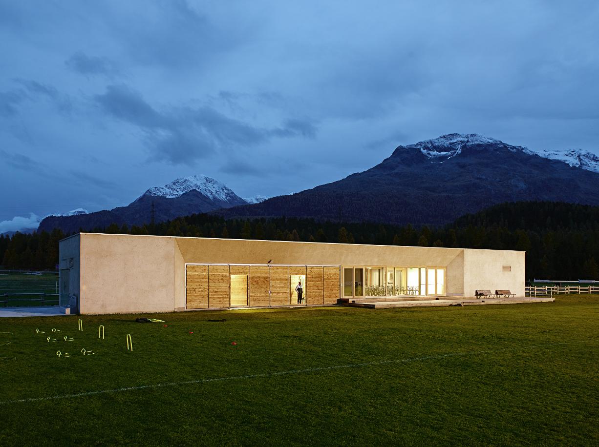Centro Sportivo San Gian a Celerina (Svizzera)