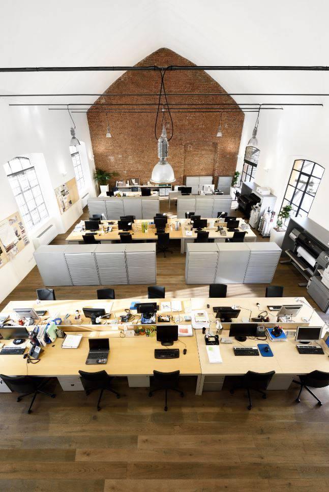 Nuovi uffici di chapman taylor architetti a milano arketipo for Uffici a milano