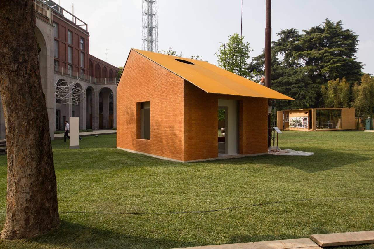 SanMarco per la mostra Arch and Art in Triennale - Milano
