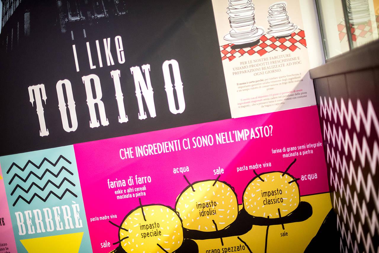 Pizzeria Berberè a Torino