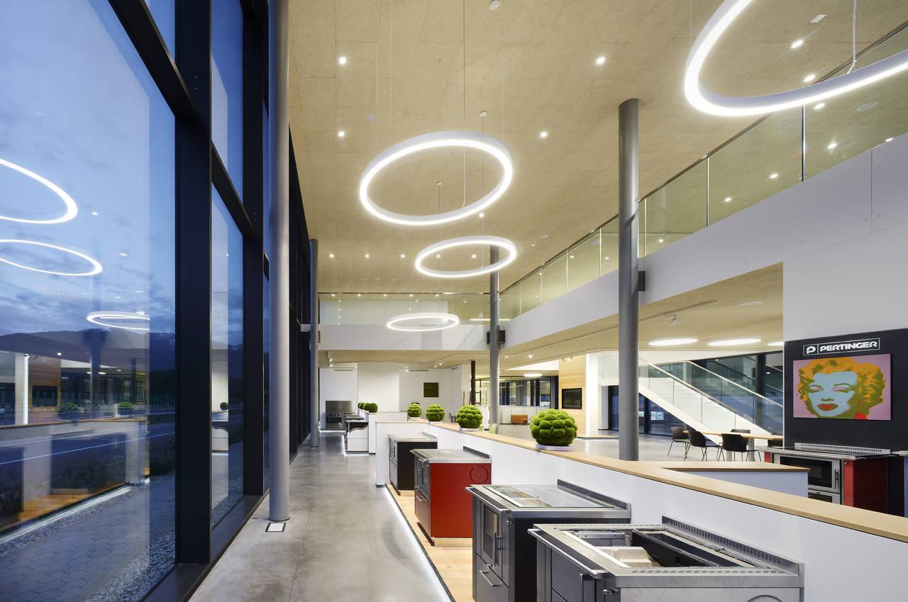Stahlbau Pichler per la nuova sede di Pertinger a Varna