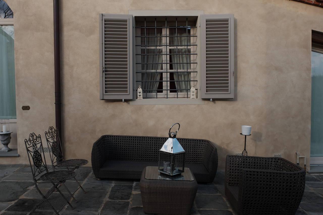 Bigmat per la ristrutturazione della Villa Pomaria a Sesto Fiorentino (FI)