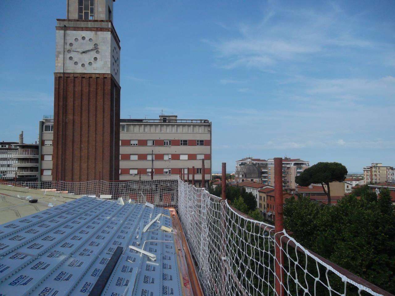 Isotec di Brianza Plastica per un palazzo storico a Massa