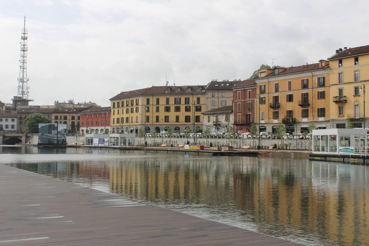 La Darsena a Milano