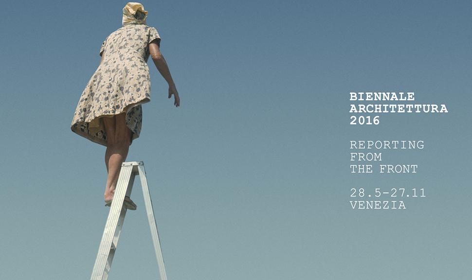 Reporting from the front biennale architettura 2016 venezia for Biennale venezia 2016