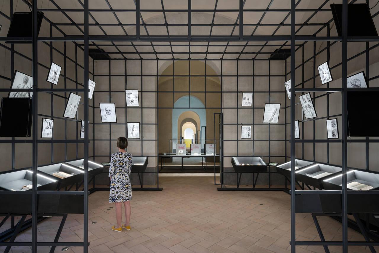 Leonardiana presso il Castello di Vigevano - i codici