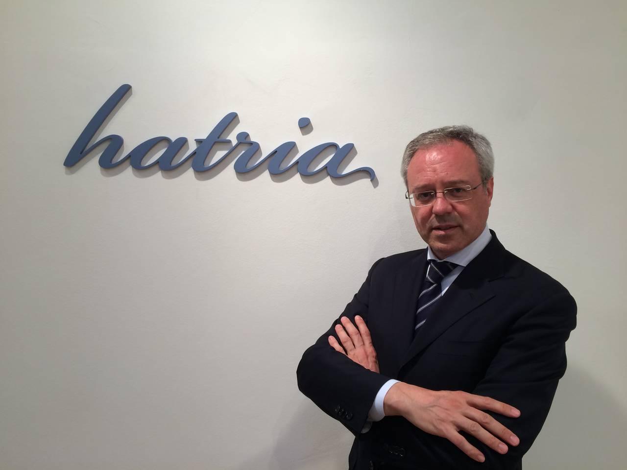 Vincenzo Panza, Amministratore Unico di Hatria srl