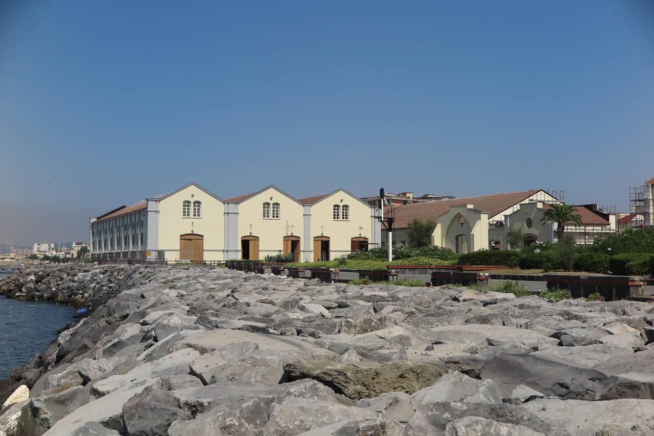 Ondulit per il Museo Nazionale Ferroviario di Pietrarsa (Na)