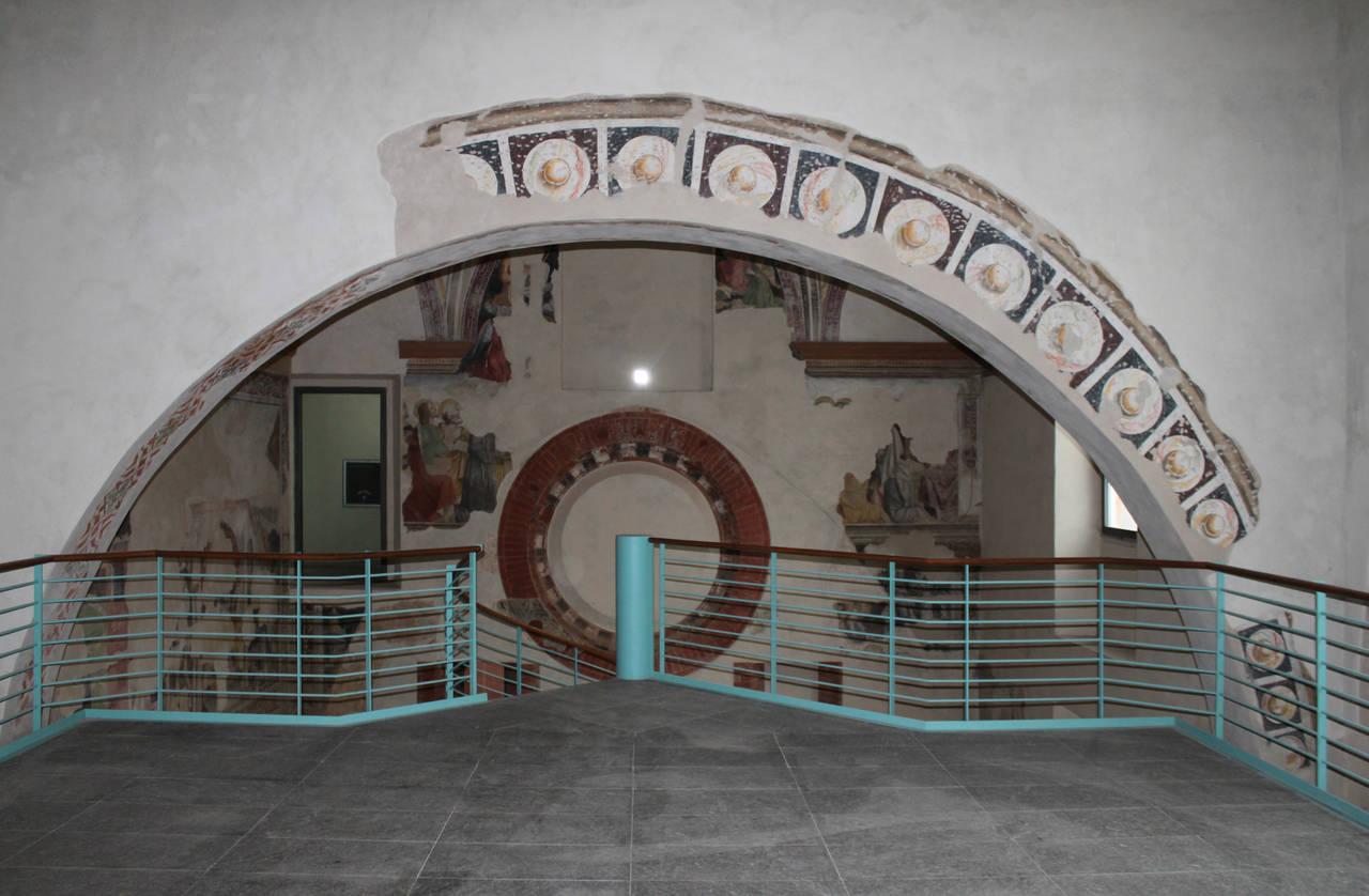Il monastero di Santa Clara restaurato